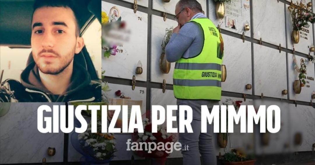 Foto FanPage Mimmo cimitero